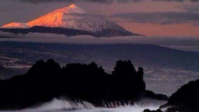 Parque Nacional del Teide hoy domingo