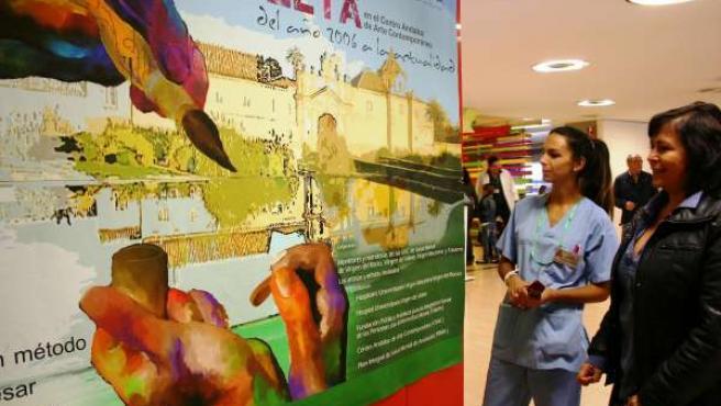 Exposición en el Macarena