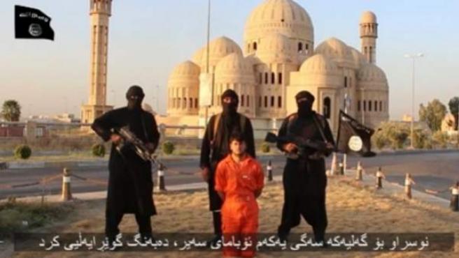 Los expertos coinciden en la calidad del trabajo técnico de los vídeo de Estado Islámico.