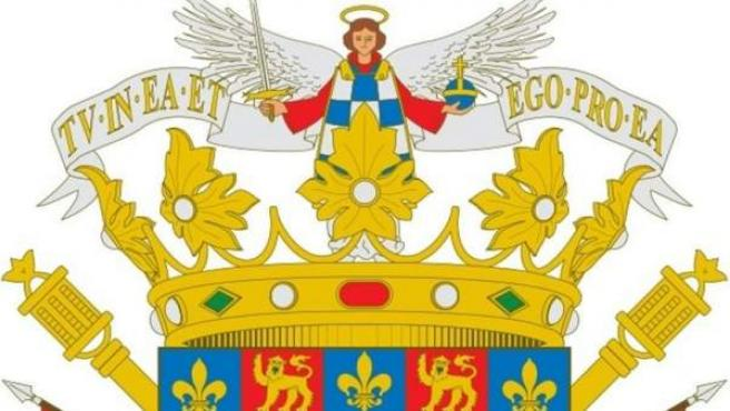Escudo de la Casa de Alba.