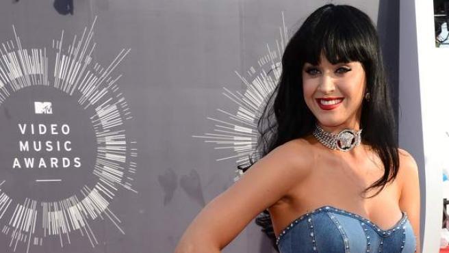 La cantante Katy Perry en una imagen de archivo.