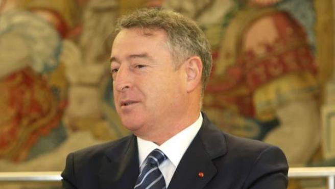 José Antonio Sánchez, presidente de RTVE.