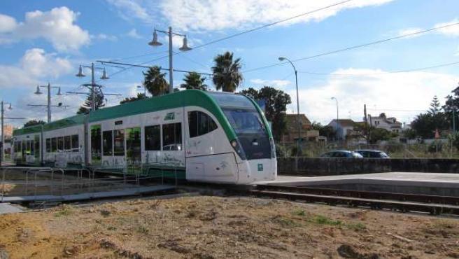 Tranvía de la Bahía de Cádiz