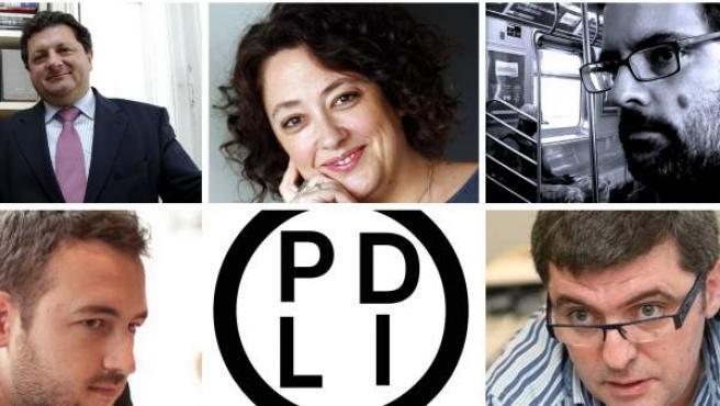 La plataforma, presidida por la periodista y vicedirectora del grupo 20 Minutos Virginia Pérez Alonso, está integrada por dieciocho organizaciones y personas del ámbito jurídico, periodístico y de los movimientos sociales y ciudadanos.