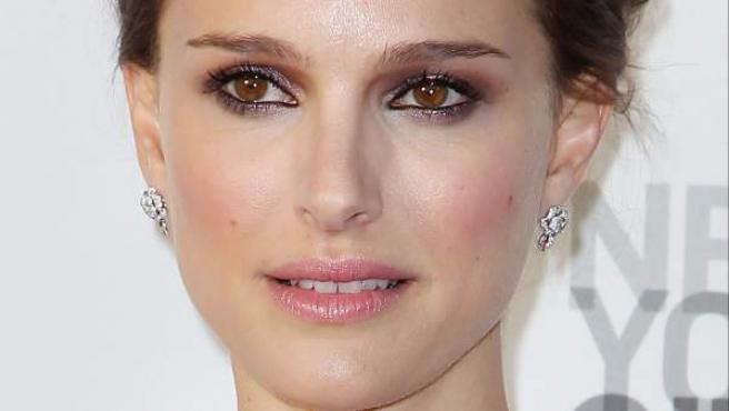La actriz estadounidense Natalie Portman.