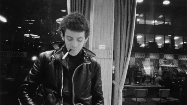Retrato de Lou Reed realizado por Billy Name. 'Teníamos una conexión especial, sabíamos lo que pensaba el otro sin necesidad de palabras', recuerda el fotógrafo.