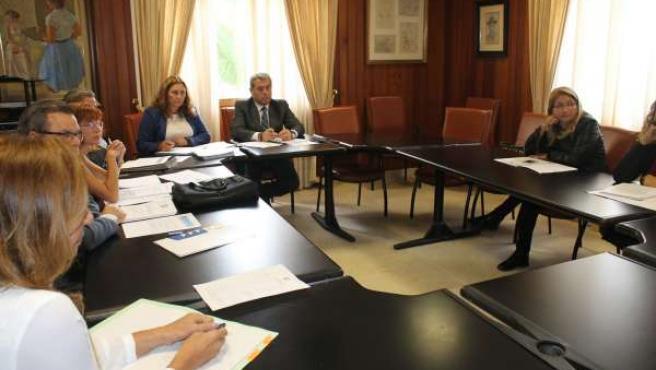 Consejo de Administración de Imetisa