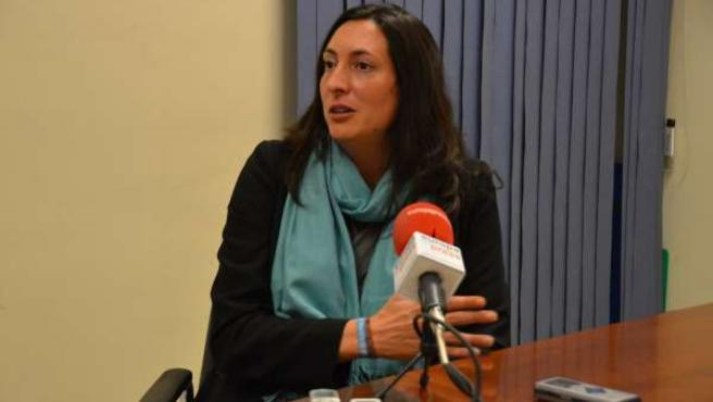 Loles López Gabarro en entrevista con Europa Press