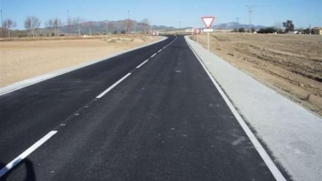 Carretera de Zarzilla de Ramos