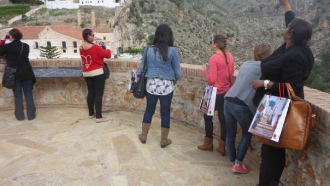Viaje agencias francesas Málaga turismo
