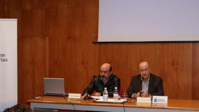 Gonzalo Ortega y Aurelio González