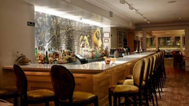 La barra del restaurante español Andanada, en Nueva York.