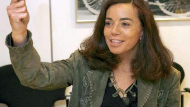 Mercedes Coghen, ex consejera delegada de la candidatura olímpica de Madrid 2016.