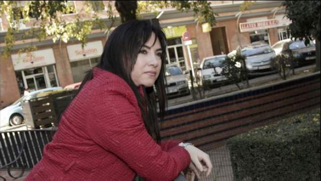 Cañadas es de las pocas expertas en duelo que hay en Andalucía.