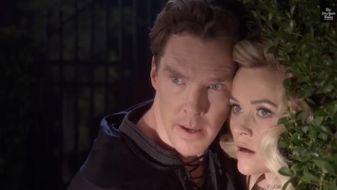 Vídeo: Los besos de los mejores actores de 2014