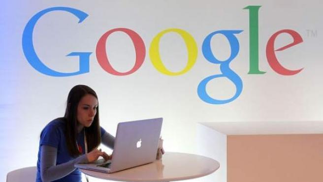 Una imagen de una de las sedes del gigante tecnológico Google.