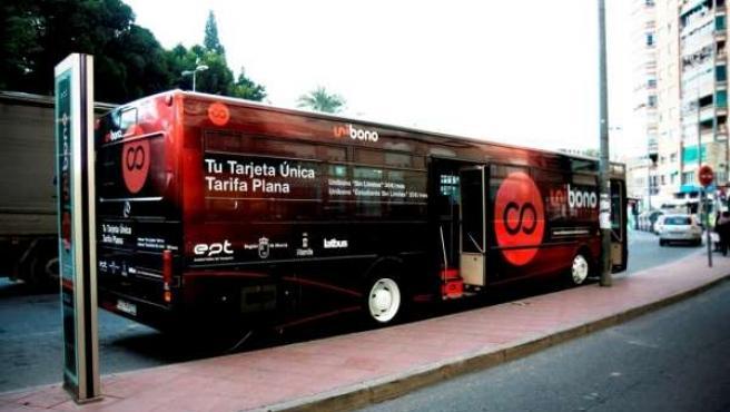 Autobus Publicita Unibono