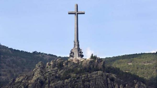 Fotografía de archivo del Valle de los Caídos.