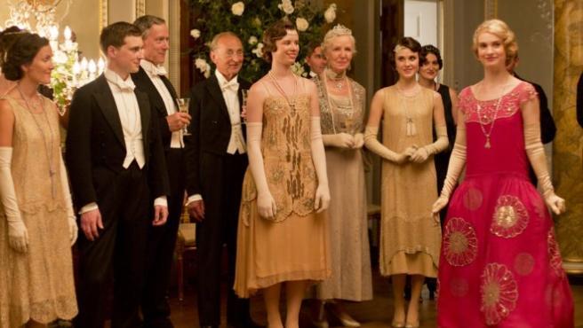 Downton Abbey, la evolución del estilo según la sastrería Cornejo