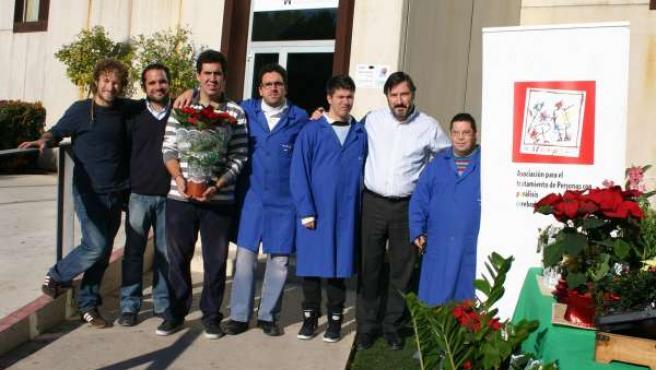 Mesa del Castillo acoge un mercado de plantas en beneficio de Astrapace