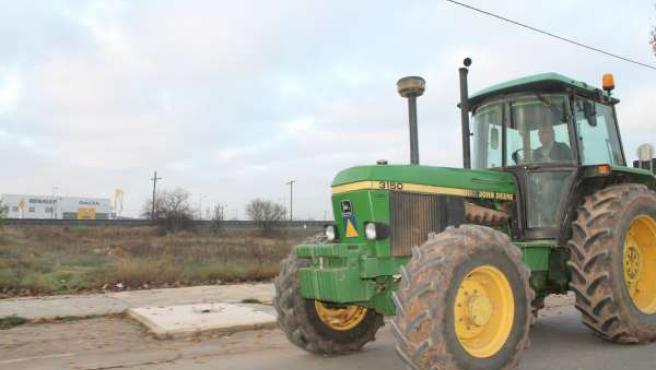 TRACTOR, AGRICULTURA, AGRICULTOR, CAMPO