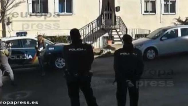 La Policía ha hablado con los padres de Daniel Pérez Berlanga.