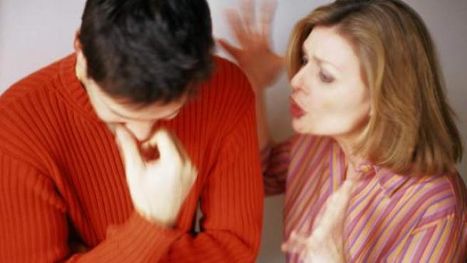Las discusiones de pareja pueden tener efectos sobre la salud durante años.