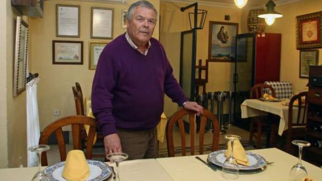 Patrocinio Mora, el empresario solidario de Lepe