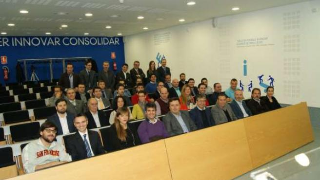 Imagen de los participantes en el programa