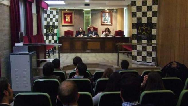 Asamblea general del Grupo de Abogados Jóvenes de Jaén