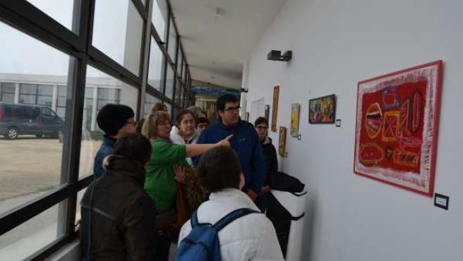 Exposición Los Arandinos de ARPS