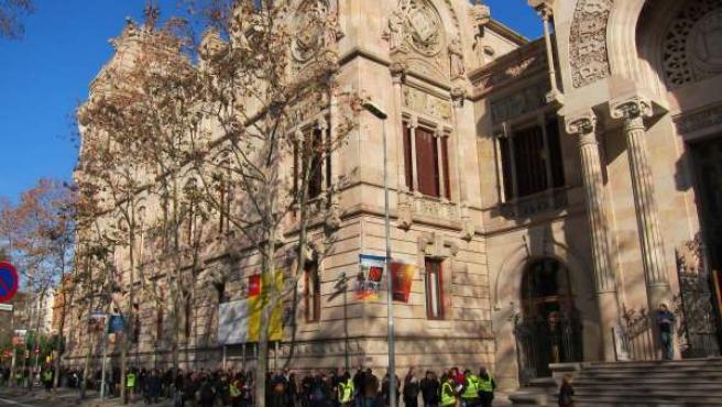 Ciudadanos y políticos se autoinculpan del 9N ante el TSJC