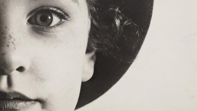 Retrato de 1928 del alemán Max Burchartz