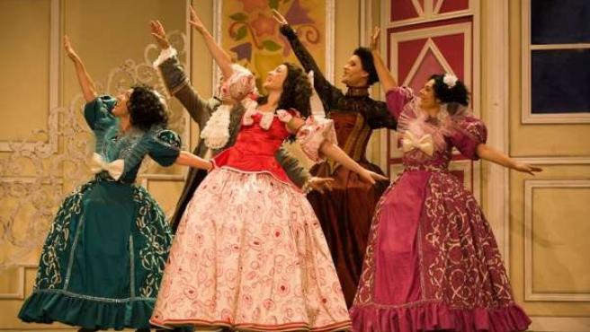 Musical 'La Cenicienta'