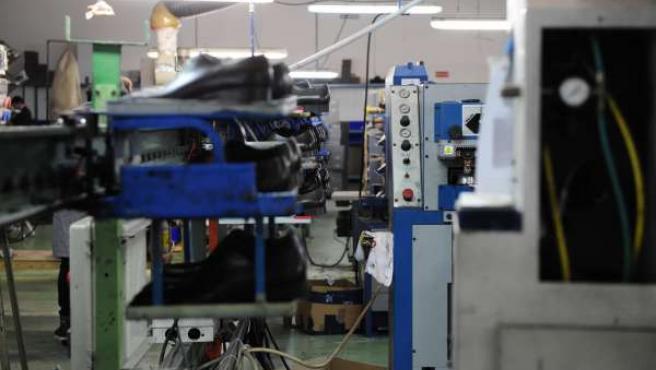 Industria del calzado.