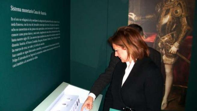 Exposición 'Tesoros. Materia, ley y forma'
