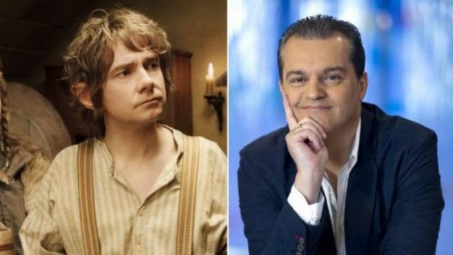 Bilbo Bolsón y Ramón García, lo más visto de las navidades.