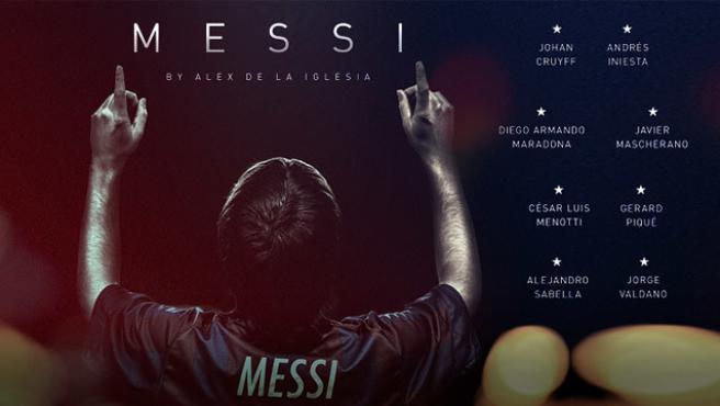 Crítica de 'Messi' [Extended Edition]