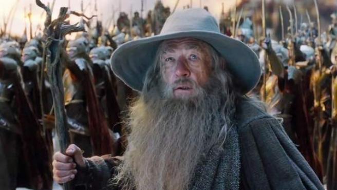 Ian McKellen ha vuelto a ser Gandalf.
