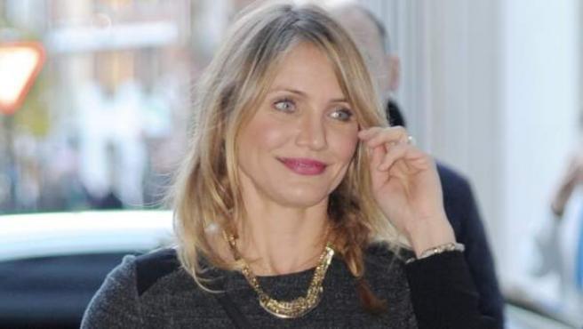 Imagen de la actriz Cameron Díaz.
