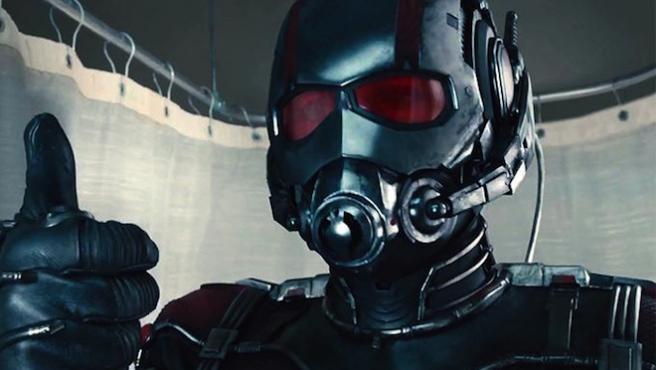 Primer tráiler y póster de 'Ant-Man'