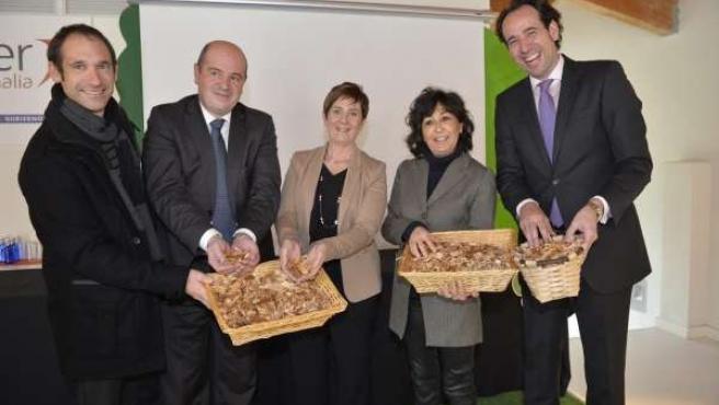 Presentación de la iniciativa sobre biomasa