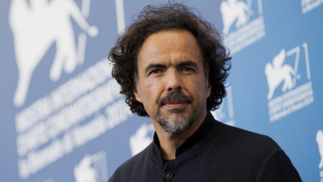 El cineasta mexicano Iñaki Iñárritu.