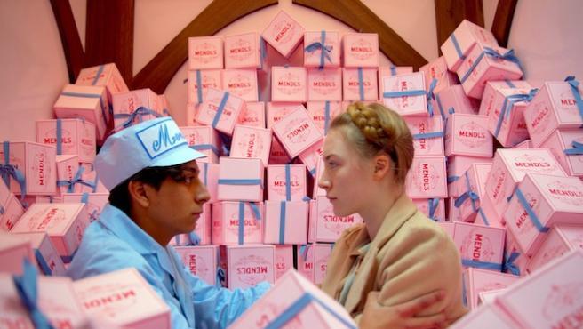 'El gran hotel Budapest' domina las nominaciones a los Bafta 2015