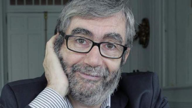 El autor Antonio Muñoz Molina.