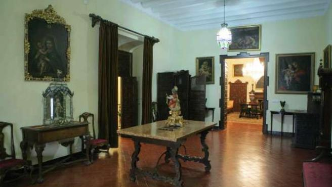 Nuevo Museo Casa de Los Colarte de Antequera