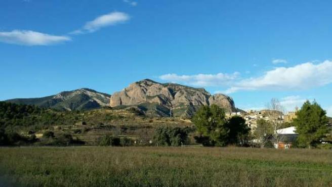 Peña Rueba, en vías de ser Monumento Natural.