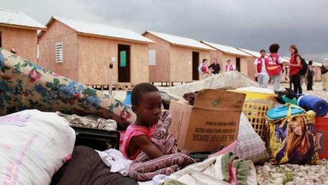 Trece delegados navarros han formado parte del dispositivo de Cruz Roja en Haití