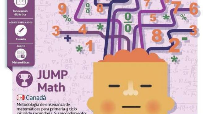 El programa piloto 'Jump Math'
