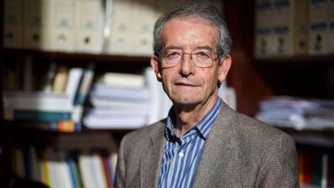 Francisco Miranda, profesor de la Universidad Pública de Navarra